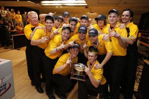 Time Campeão da Universidade de Wichita