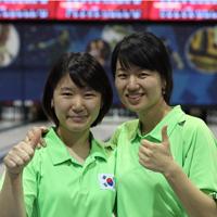 Hong Su Yeon & Son Yun Hee