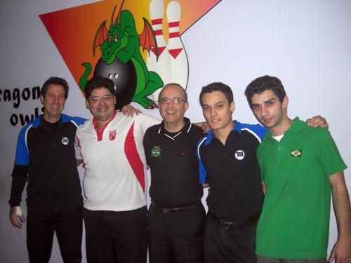 Arkie, Malheiro, Monteiro, Suartz e Zoghaib