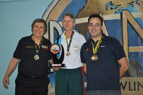 XXVI CAMPEONATO BRASILEIRO INDIVIDUAL DE BOLICHE: CAMPEÕES 2011 (4/6)