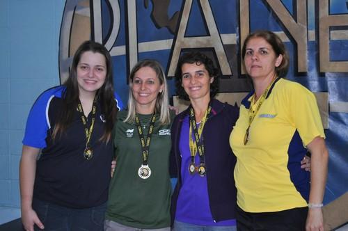 XXVI CAMPEONATO BRASILEIRO INDIVIDUAL DE BOLICHE: CAMPEÕES 2011 (3/6)
