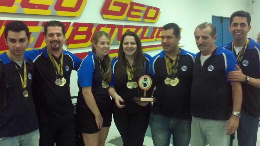 E. C. PINHEIROS (SP) É O CAMPEÃO BRASILEIRO DE CLUBES 2012 (2/2)