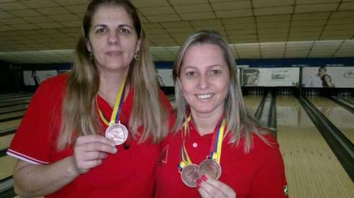 Roseli Santos & Marizete Scheer