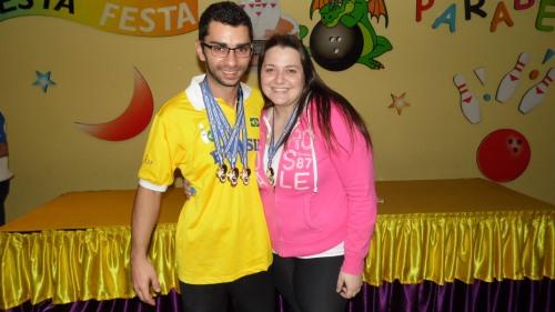 Renan Zoghaib & Roberta Rodrigues