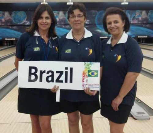Léa Castro, Dayse Silva, Rosina Freitas