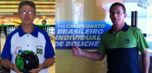 Oscar Marin e Carlos Salgado