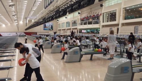 Bowling no Zayed Sports City